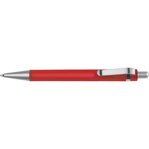 Rodeo Frost Ballpen in red