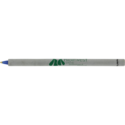 Eco - Recycled Paper Pen in red
