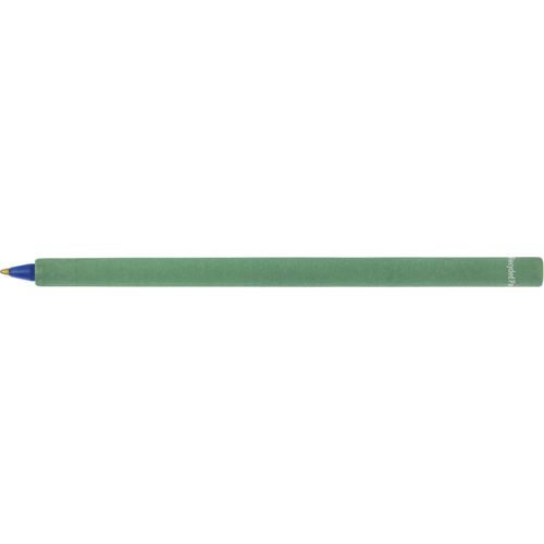 Eco - Recycled Paper Pen in green