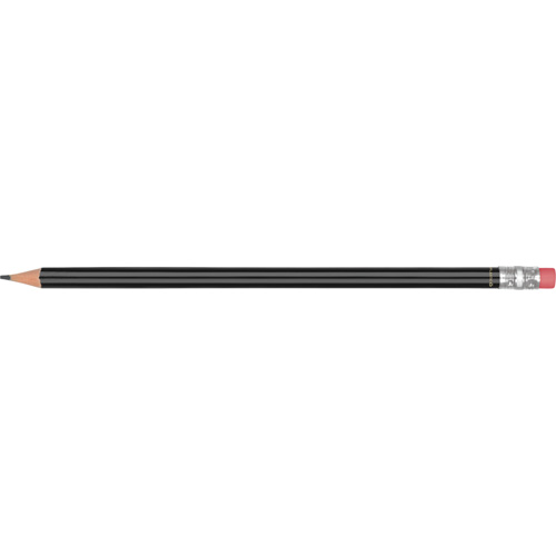 Recycled Plastic Pencil in black
