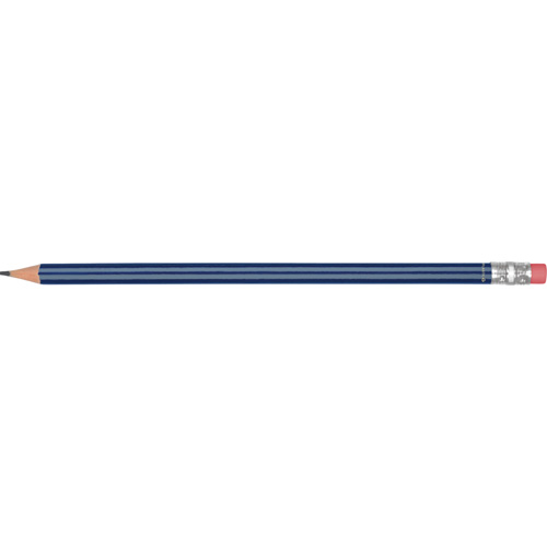 Recycled Plastic Pencil in blue