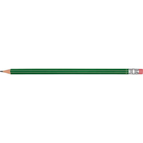Recycled Plastic Pencil in green