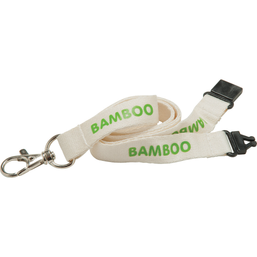 15mm Bamboo Lanyard