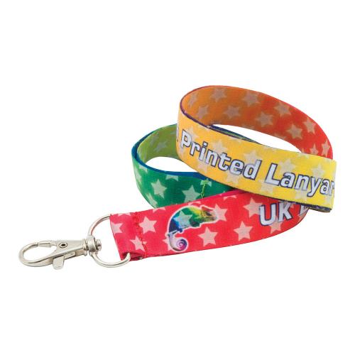 DSP - 15mm Dye Sublimation Print Lanyard - UK Made (Express)