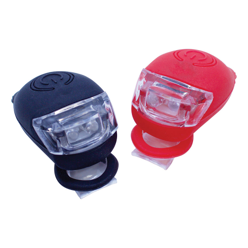 Deluxe LED Silicon Bicycle Lights