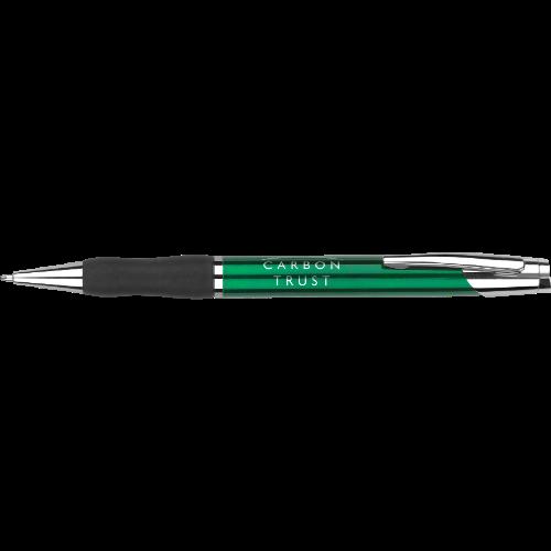 Sonata Ballpen (Supplied with PTT10 Triangular Tube) in silver