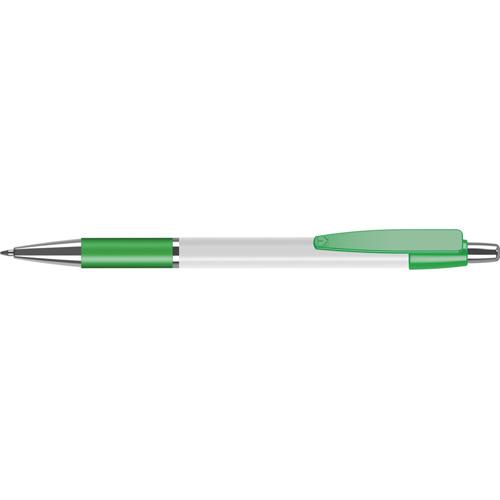 System 011 Ballpen (Full Colour Wrap) in green