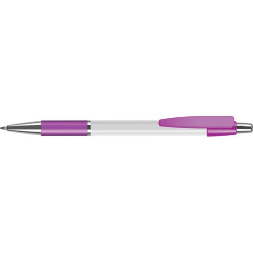 System 011 Ballpen (Full Colour Wrap) in purple