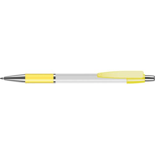 System 011 Ballpen (Full Colour Wrap) in yellow