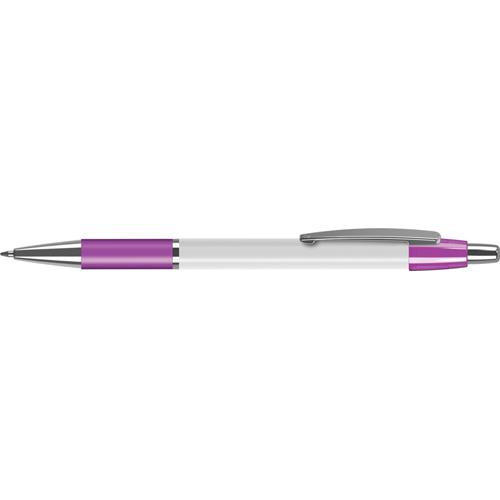 System 013 Ballpen in purple