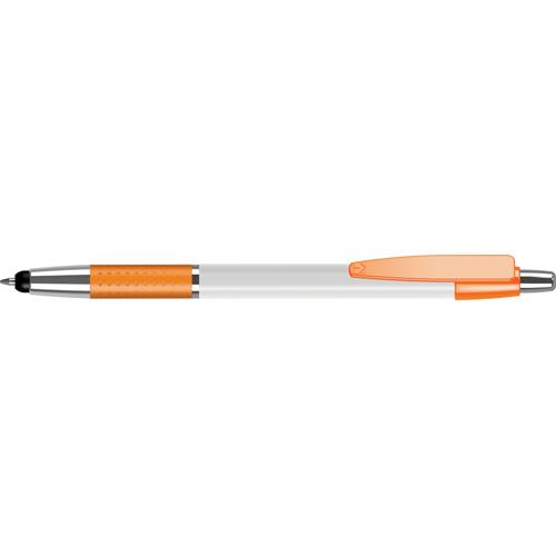 System 071 Ballpen (Full Colour Wrap) in orange