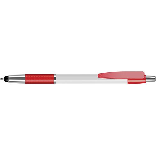 System 071 Ballpen (Full Colour Wrap) in red