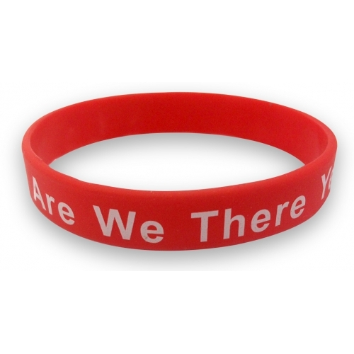 EXPRESS - Silicon Wristbands - Printed