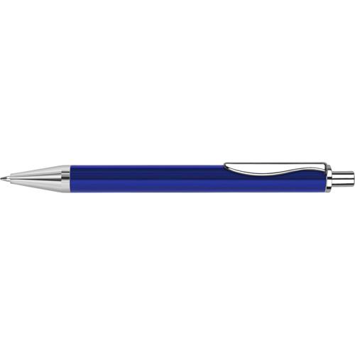 Vogue Enterprise Ballpen (Supplied with PTT10 Triangular Tube) in blue