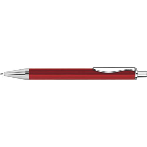 Vogue Enterprise Ballpen (Supplied with PTT10 Triangular Tube) in red
