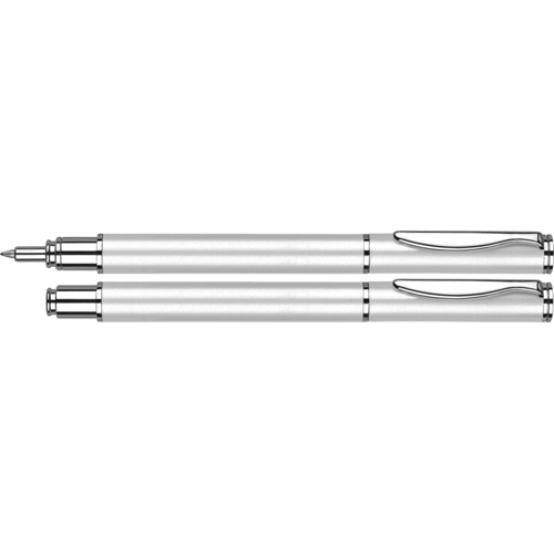 Vogue Metal Rollerball (With Box FB01) in silver