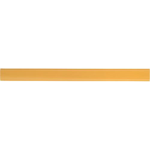 Eco - FSC Carpenter Pencil (Full Colour Print) in yellow