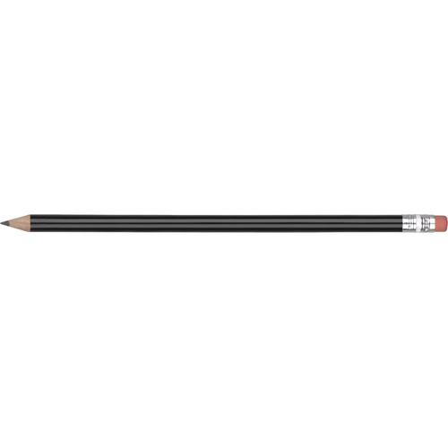 Eco - FSC Wooden Pencil in black