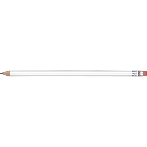 Eco - FSC Wooden Pencil in white