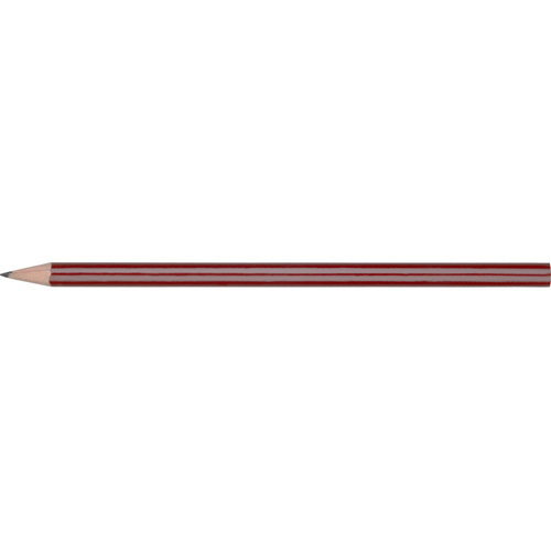 WP - STANDARD NE - No Eraser  Barrel (Round With Straight Cut End) in burgundy