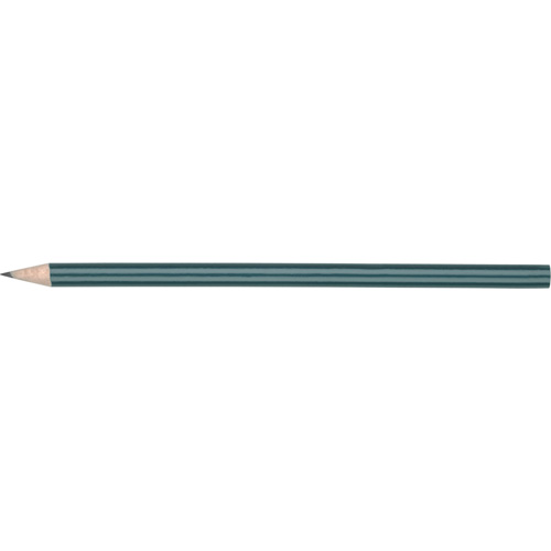 WP - STANDARD NE - No Eraser  Barrel (Round With Straight Cut End) in green