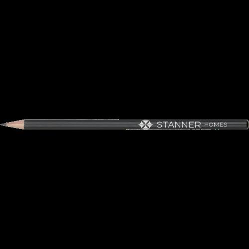 WP - SHADOW NE - No Eraser - Barrel (Round Matt Black)