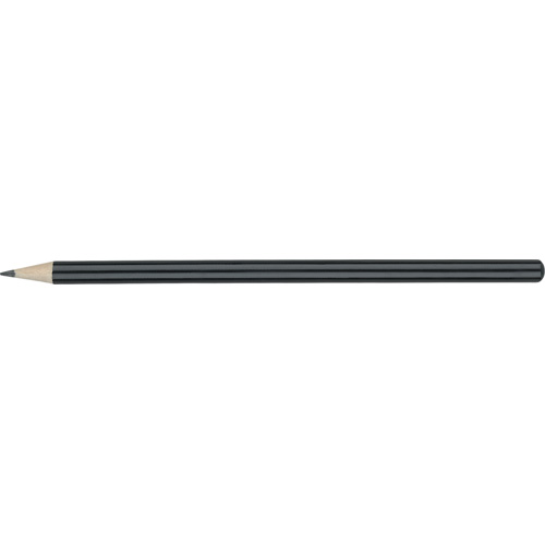 WP - HIBERNIA Pencil (Line Colour Print) in black