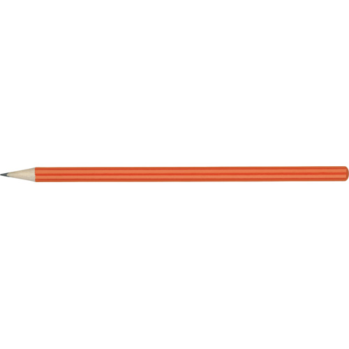 WP - HIBERNIA Pencil (Line Colour Print) in orange