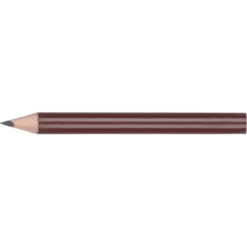 Mini NE Pencil Range in burgundy