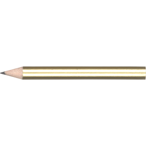 Mini NE Pencil Range in gold