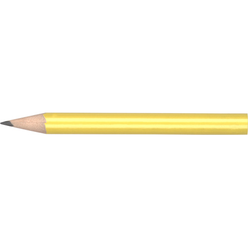 Mini NE Pencil Range in yellow