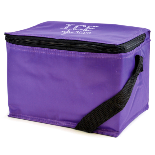 Griffin Cooler Bag in purple