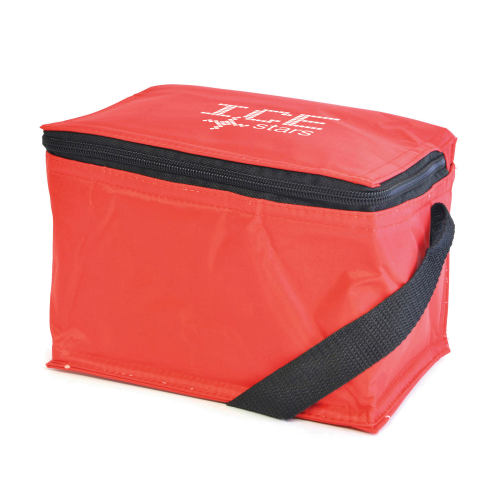 Griffin Cooler Bag in red