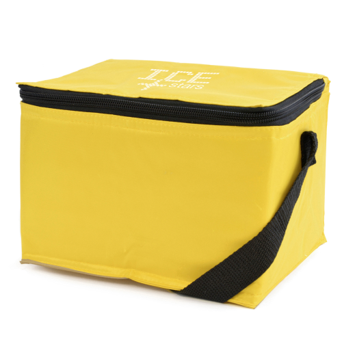 Griffin Cooler Bag in yellow