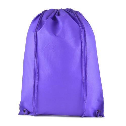 Rothy Drawsting Bag in purple