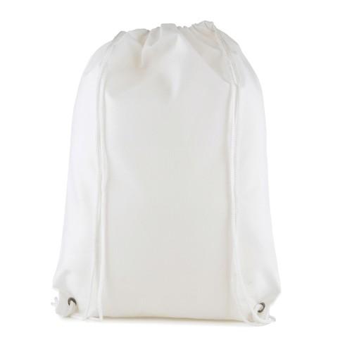Rothy Drawsting Bag in white