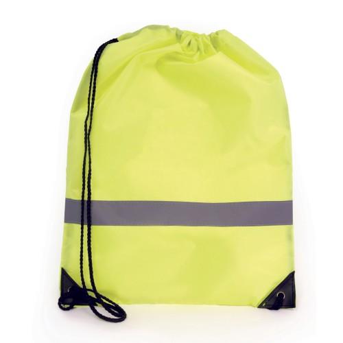 Celsius Drawstring Bag in yellow