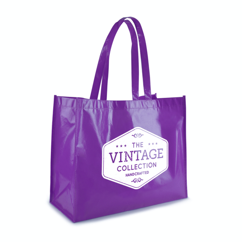 Appleton Shopper in purple