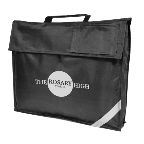 Jasmine School Bag in black