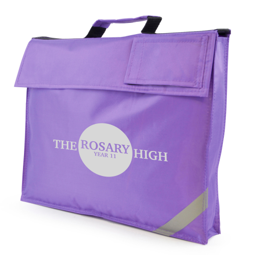 Jasmine School Bag in purple