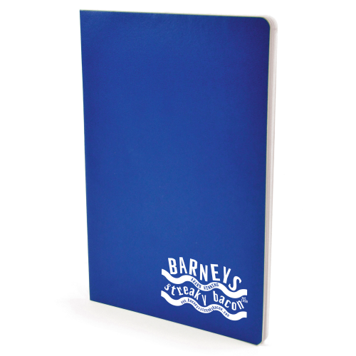 A5 Exercise Book in blue