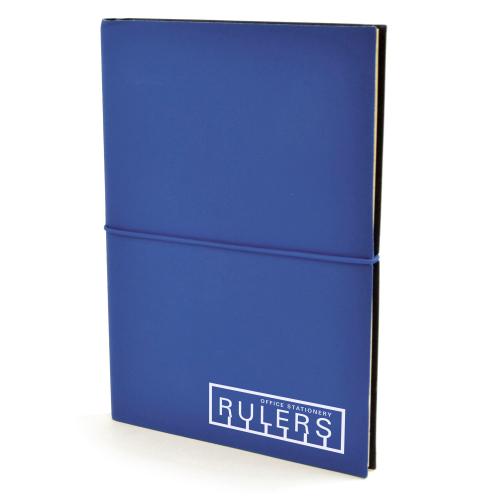 A5 Centre Notebook in blue