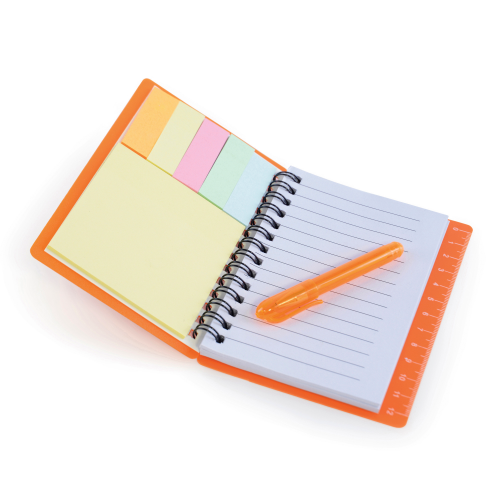 B7 Canopus Notebook in yellow