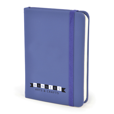 A7 Mole Notebook in blue