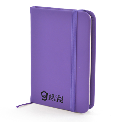 A7 Mole Notebook in purple