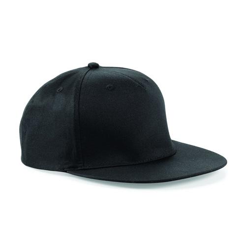 5-Panel Snapback Rapper Cap