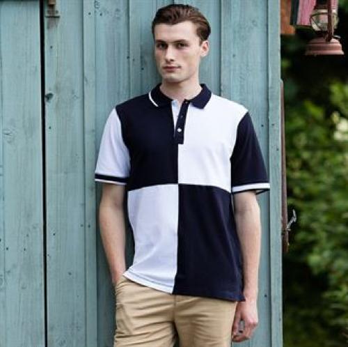 Quartered Piqué Polo Shirt - Tag-Free