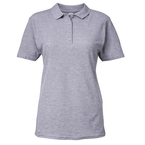Women'S Softstyle Double Piqué Polo