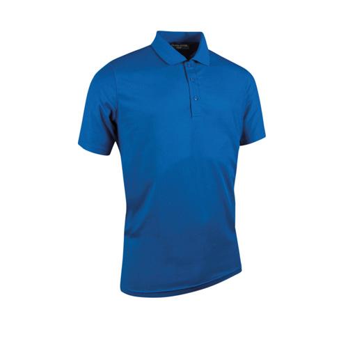 G.Deacon Performance Piqué Plain Polo Shirt (Msp7373-Deac)