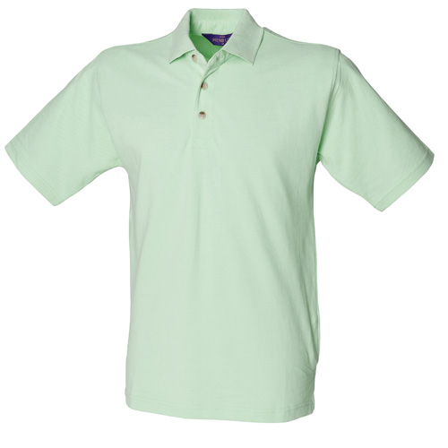 Classic Cotton Piqué Polo With Stand-Up Collar